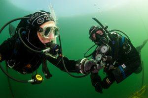 PADI Open Water skills