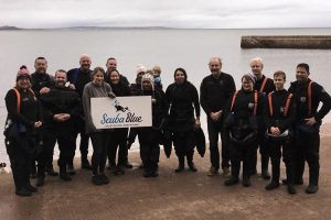 Scuba Blue Divers at Babbacombe